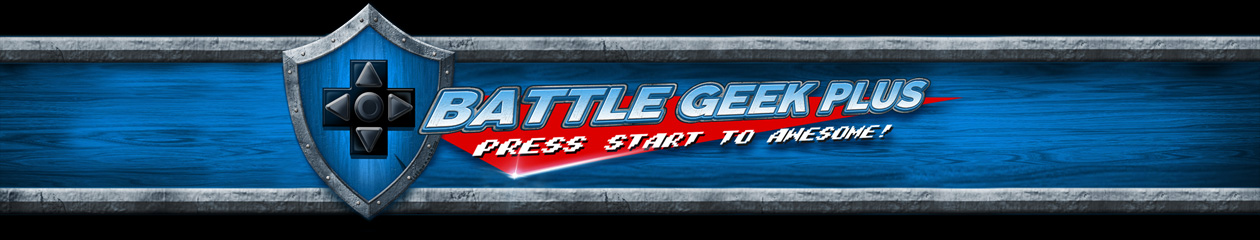 Battle Geek Plus – Press Start to AWESOME!